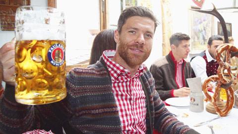 """Xabi Alonso: """"Thật tuyệt khi sống trong căn nhà của Kroos"""""""