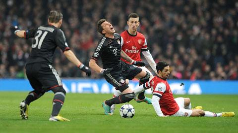 Vòng 1/8 Champions League: Chờ đại chiến Anh - Đức