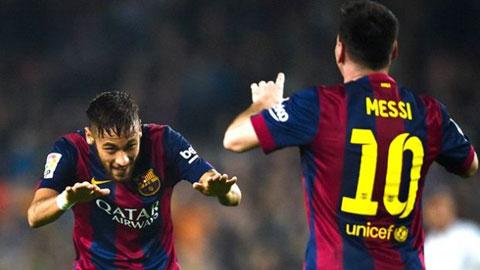 """Neymar, """"nhân tố X"""" của Barca"""