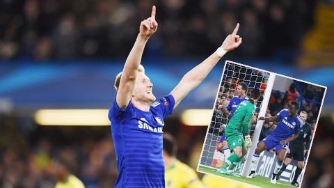 Chelsea: Thành quả từ xoay tua