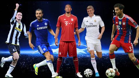 Vua chuyền bóng tại Champions League: Mất dạng các ngôi sao của Barca