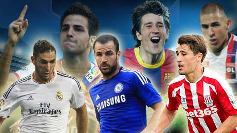 Số phận 10 cầu thủ ghi bàn trẻ nhất lịch sử Champions League