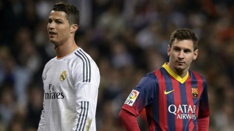 Tiền bối đề xuất trao Quả bóng vàng cho cả Ronaldo lẫn Messi