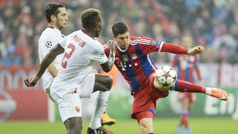 Bayern: Thể hiện đi, Lewandowski!