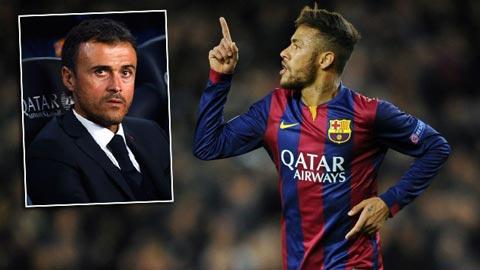 Neymar nghỉ trận gặp Getafe vì chấn thương