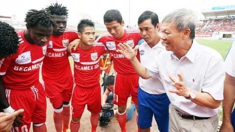 AFC Champions League: Khó cho Becamex Bình Dương