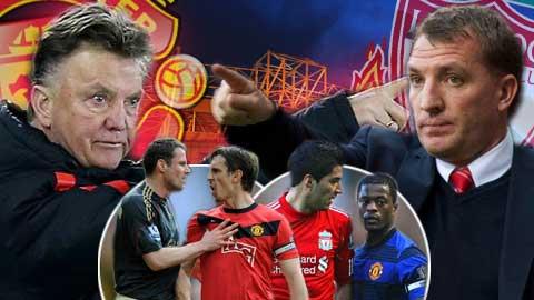 M.U vs Liverpool: Tình yêu và thù hận