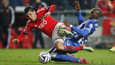 03h00 ngày 15/12, Porto vs Benfica: Sập bẫy ở hang Rồng