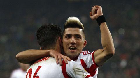 Dortmund tìm người thay Marco Reus: Câu trả lời là Kevin Kampl!