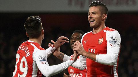 Thấy gì sau chiến thắng đậm đà của Arsenal trước Newcastle?