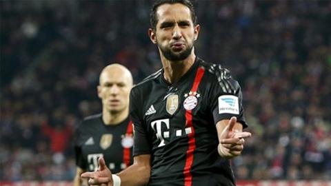 Vòng 15 Bundesliga: Bayern vô địch mùa Thu