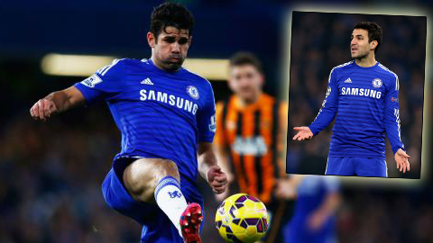 Chelsea: Nhạt nhòa trong nỗi nhớ Fabregas