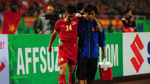 Thanh Giang và Tấn Tài khó ra sân ở đầu mùa giải 2015