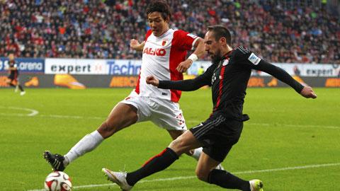 Bayern Munich: Nỗi lo từ những... kỷ lục
