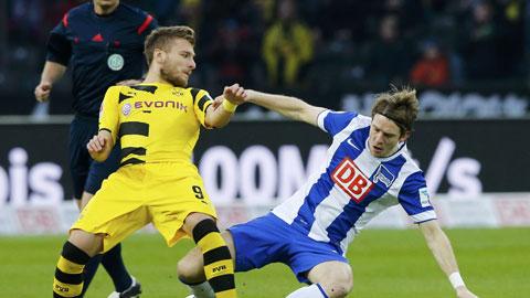 Dortmund: Khủng hoảng vẫn đeo bám