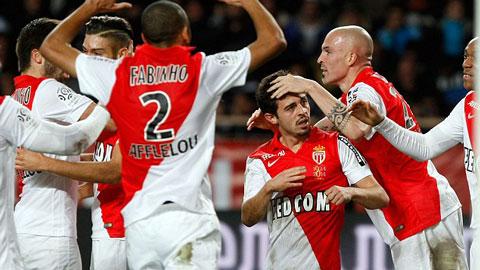 Monaco 1-0 Marseille: Khách để rơi vàng
