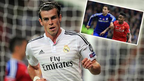 Tổng hợp chuyển nhượng (15/12): Vì Hazard và Sterling, Real sẵn sàng bán Bale