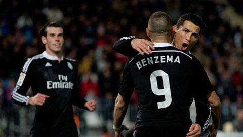 Real Madrid tiến tới FIFA Club World Cup với sức mạnh hủy diệt