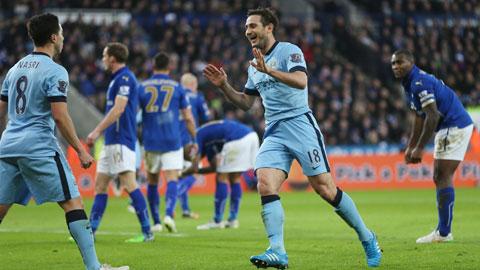 Man City: Giữ lửa nhờ Lampard!