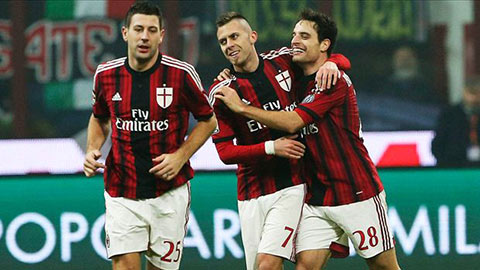 """AC Milan 2-0 Napoli: Rossoneri trở lại mộng """"châu Âu"""""""