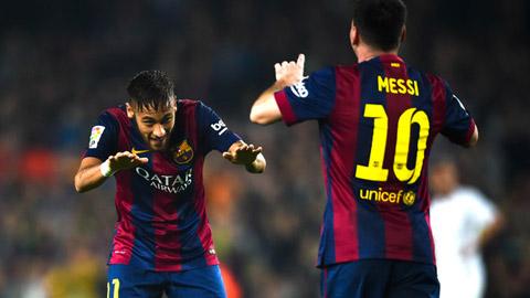 Neymar hé lộ phiếu bầu Quả bóng vàng 2014