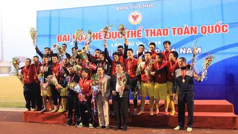 Chùm tin bóng đá Việt Nam (16/12)