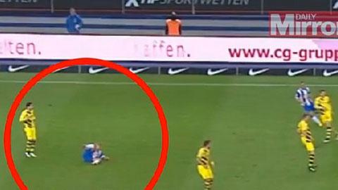 Dẫu khủng hoảng, Dortmund vẫn là đội bóng fair-play nhất thế giới