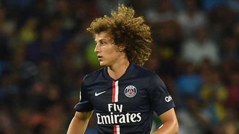 David Luiz: Tâm điểm của cuộc so tài PSG - Chelsea