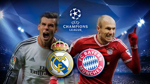 Cơ hội nào cho các đội sau lễ bốc thăm vòng 1/8 Champions League?