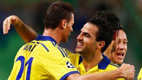 Sự khác biệt nhiệm vụ giữa Fabregas và Matic tại Chelsea