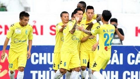 Các đội bóng V-League đua nhau đá giao hữu
