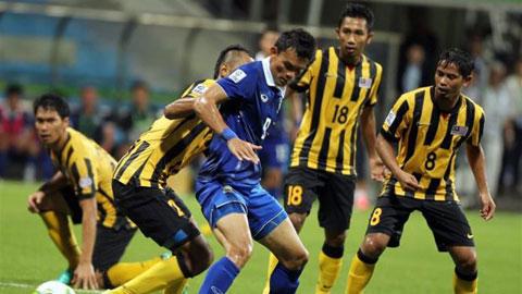 19h00 ngày 17/12, Thái Lan vs Malaysia: Hổ dữ sợ... voi