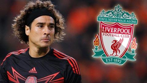 """Liverpool đạt thỏa thuận mua """"người hùng"""" của ĐT Mexico"""