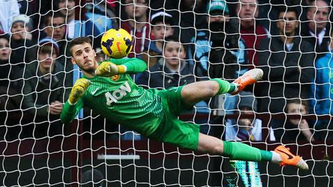 Những thủ môn rực sáng tại Premier League 2014/15: Những tấm khiên kim cương!