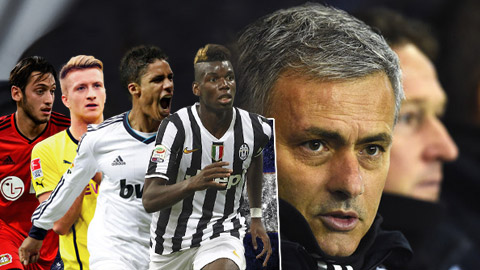 Chelsea sẽ mua ai trong tháng 1?
