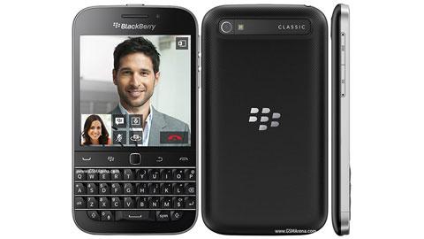 BlackBerry Classic ra mắt, giá bán 9 triệu đồng trên toàn cầu