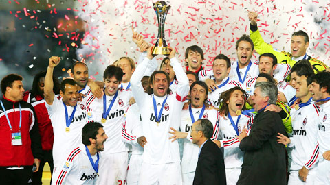 Ancelotti đứng trước cơ hội lịch sử