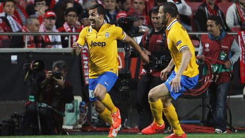 01h00 ngày 19/12, Cagliari vs Juventus: Bắn đi, El Apache!