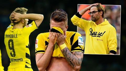 Dortmund: Thua trên sân vẫn đắc nhân tâm!