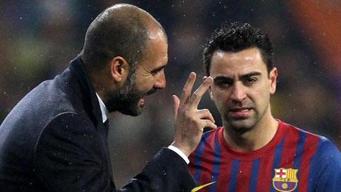 Xavi muốn tiếp bước Guardiola dẫn dắt Barca