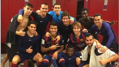Đánh giá triển vọng của các sao trẻ Barca