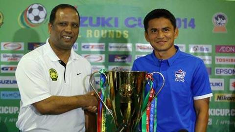HLV Kiatisak đặt mục tiêu thắng trận ngay tại Malaysia
