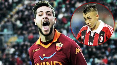 1 ngày trước đại trận Roma - Milan: Hãy trân trọng Destro & El Shaarawy!