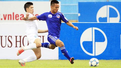 QNK Quảng Nam: Đặt chỉ tiêu Top 6 V-League 2015