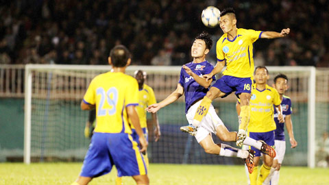 V-League 2015: Dòng máu trẻ - xu thế của thời đại