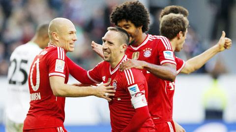 02h30 ngày 20/12, Mainz vs Bayern Munich: Mở tiệc đón kỷ lục