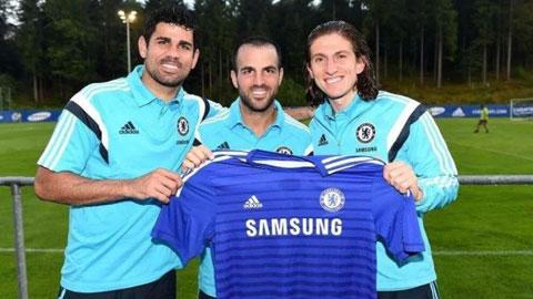 Chelsea lột xác nhờ chuyển nhượng giỏi