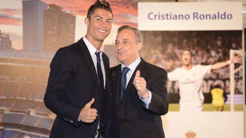 Real Madrid: Perez và ranh giới độc tài