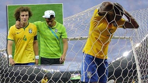 Đánh giá cầu thủ Brazil sau thảm bại trước tuyển Đức
