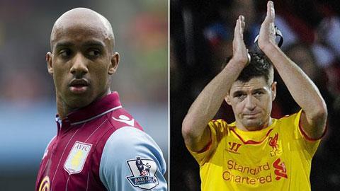 "Liverpool ngắm ""sao"" mới nổi Aston Villa để thay Gerrard"
